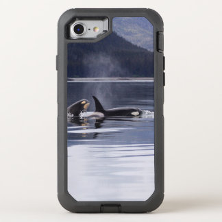 Killer Whales OtterBox Defender iPhone 8/7 Case