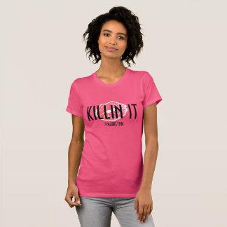 Killin It PINK Lips 72marketing kiss shirt