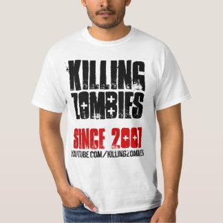 Killing Zombies EST. 2007 T-Shirt