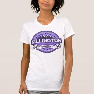 Killington Logo Purple T-Shirt