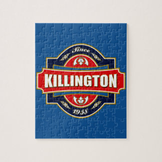 Killington Old Label Jigsaw Puzzle