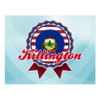 Killington, VT Postcard