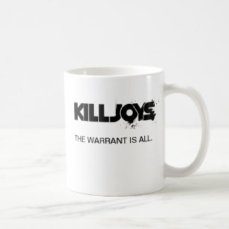 Killjoys Team Name List White Mug