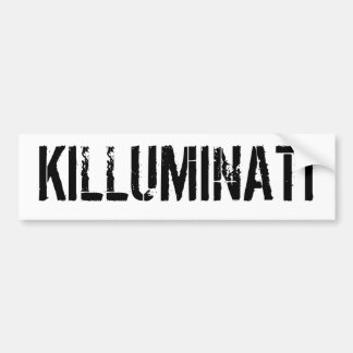 KILLUMINATI BUMPER STICKER