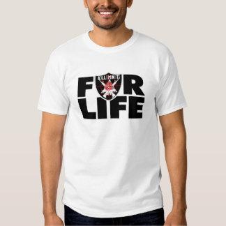 Killuminati for life shirts