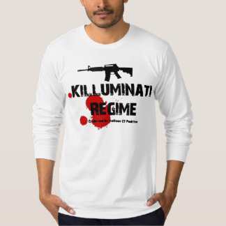 Killuminati Regime Long Sleeve T-Shirt