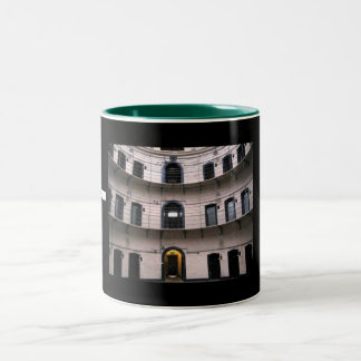 Kilmainham Gaol Two-Tone Coffee Mug