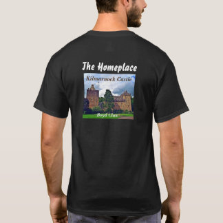 Kilmarnock Castle  – Boyd Clan T-Shirt