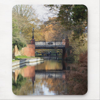 Kiln Bridge in the Spring Mousepad