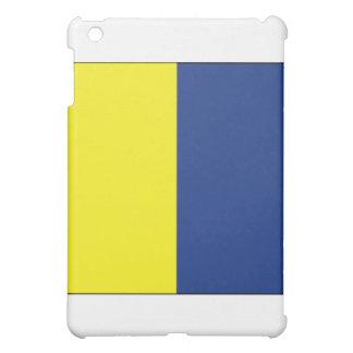 Kilo (K) Signal Flag Cover For The iPad Mini
