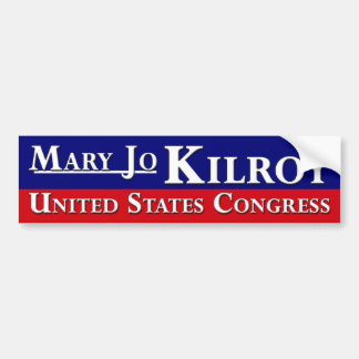 Kilroy for Congress Bumper Sticker