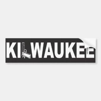 Kilwaukee Elefent Industries Sticker