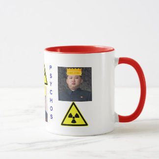 Kim Boys* 3 Mug (North Korea)