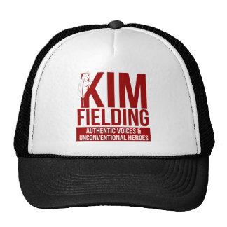 Kim Fielding logo Trucker Hat