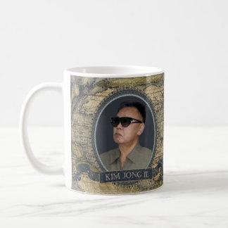 Kim Jong Il Historical Mug