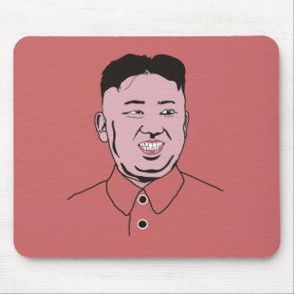 Kim Jong-un | 김정은 Mouse Pad