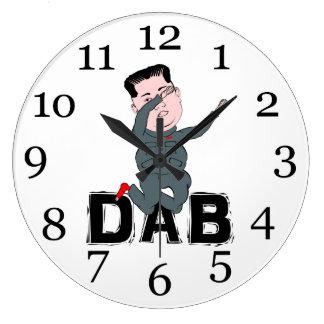 Kim Jong-Un Dabbing Large Clock