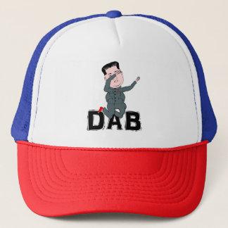 Kim Jong-Un Dabbing Trucker Hat