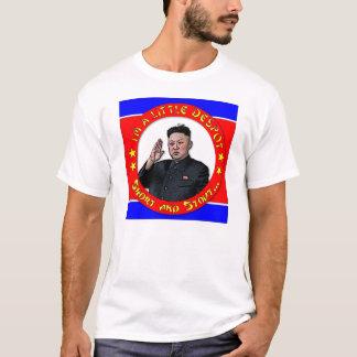 Kim Jong Un - I'm a little despot, short and stout T-Shirt