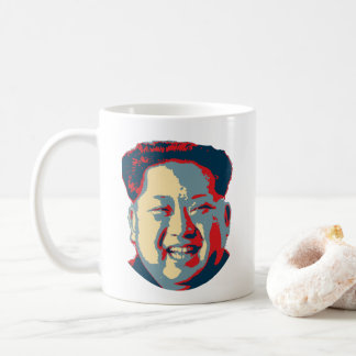 Kim Jong-un North Korea Coffee Mug