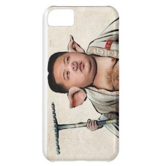 Kim Jong Un Piggy iPhone Case