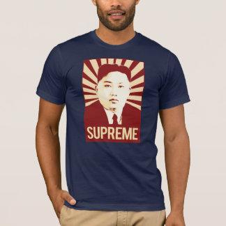 Kim Jong Un Propaganda - Supreme - T-Shirt