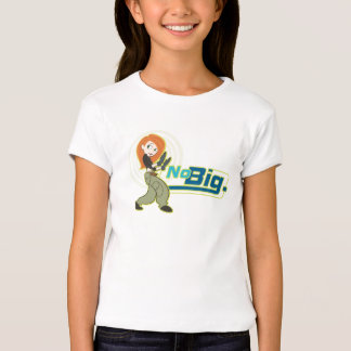 "Kim Possible ""No Big"" Disney T-Shirt"