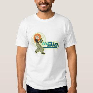 """Kim Possible """"No Big"""" Disney Tshirts"""