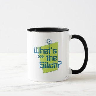 "Kim Possible's  ""What's the Sitch?"" Design Disney Mug"