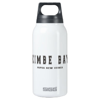 Kimbe Bay Papua New Guinea Insulated Water Bottle