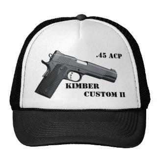 Kimber Custom II, KIMBER, Custom II, 1911 .45 ACP Trucker Hat