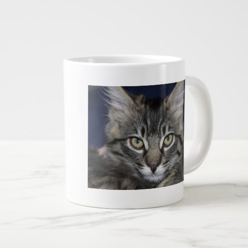 Kimber Not Grumpy Jumbo Mug