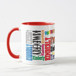 Kimberly Coffee Mug