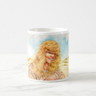 KIMBERLY JPEC, KIMBERLY, ORIGINAL PAINTINGBY SONYA COFFEE MUG