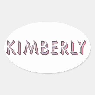 Kimberly sticker