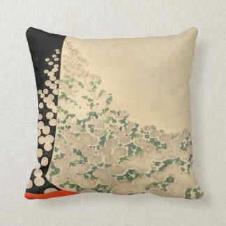 Kimono Design 4 Throw Pillow