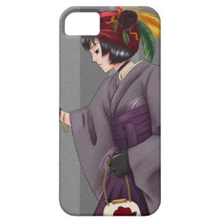 Kimono Hime 1 iPhone 5 Cover