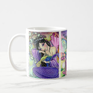 * Kimono Mermaids *- Mug