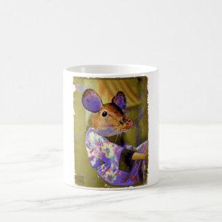 Kimono Mouse Coffee Mug