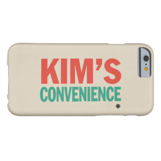 Kim's Convenience Barely There iPhone 6 Case