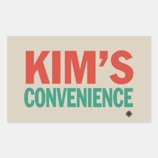 Kim's Convenience Sticker