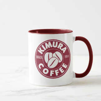 Kimura Coffee Mug