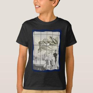 kin kong in aerport T-Shirt