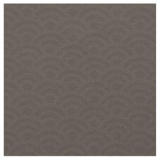 Kinako Fishscale Fabric