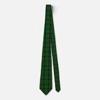 Kincaid Clan Tartan Plaid Neck Tie