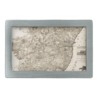 Kincardine Scotland 1774 Rectangular Belt Buckles