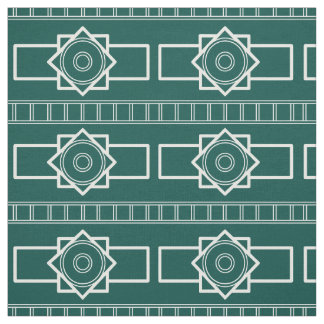 Kind Deco Weis dark turquoise Fabric