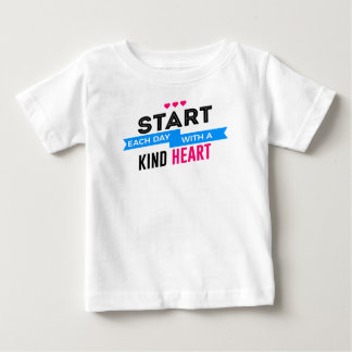 Kind Heart Compassion Humanity Baby T-Shirt
