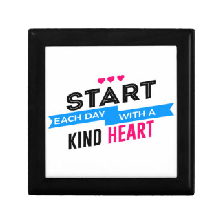 Kind Heart Compassion Humanity Gift Box