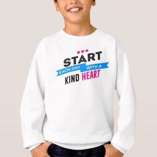 Kind Heart Compassion Humanity Sweatshirt
